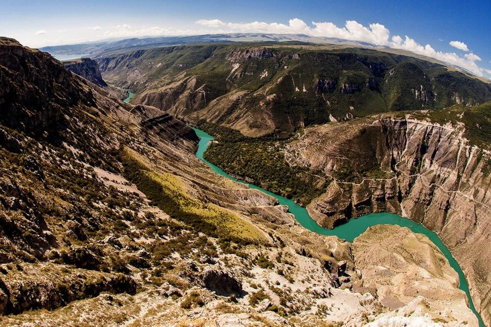 Путешествие в многоликий Дагестан с кешбеком 20%