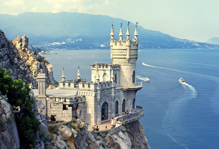 Путешествие в увлекательный Крым с кешбеком 20%